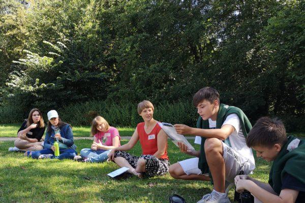 Sommercamp trifft Engagement-Debatte