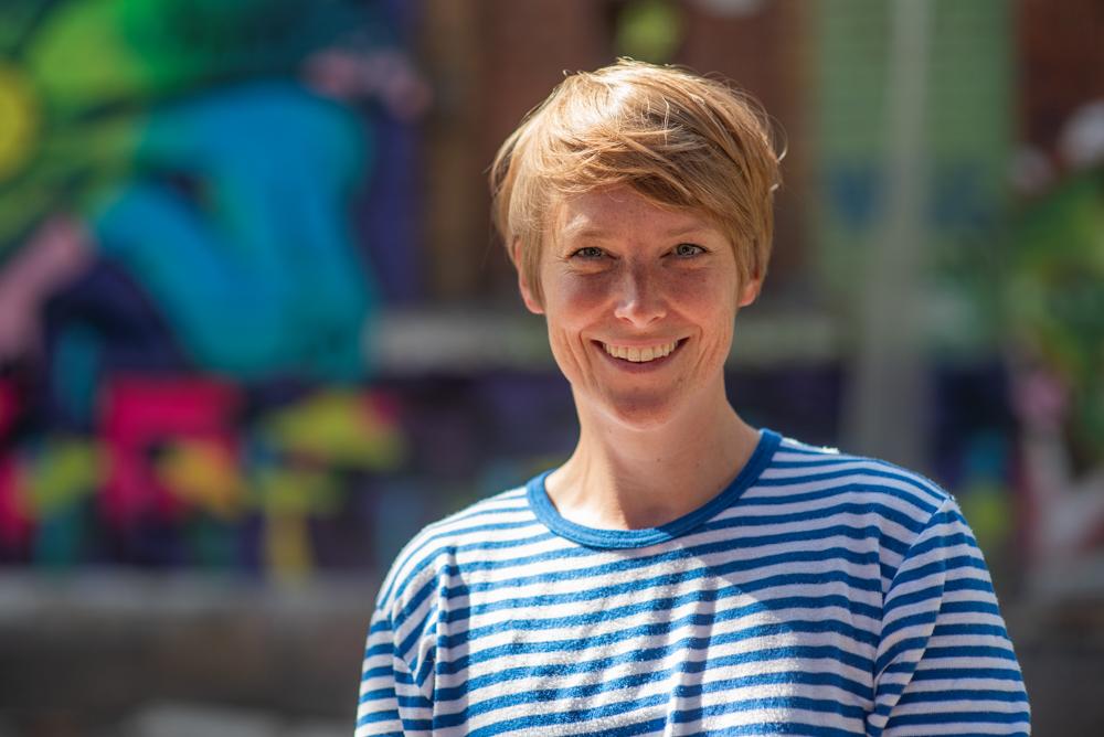 Ines Callsen | Projektkoordinatorin
